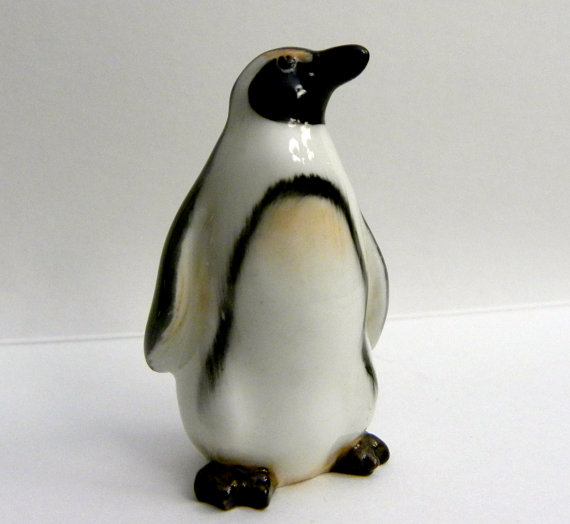 Royal Doulton K Series Penguin by AuntMartha on Etsy