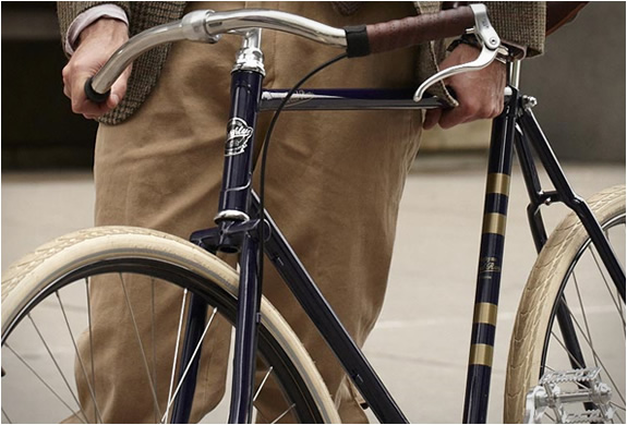 RALPH LAUREN & PASHLEY CYCLES | LIMITED EDITION BICYCLE