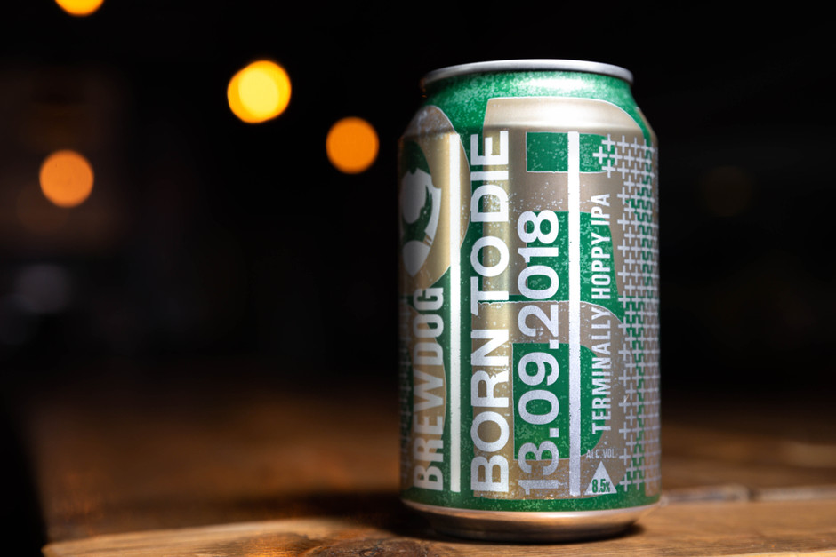 BORN TO DIE AND ELECTRIC INDIA - BrewDog