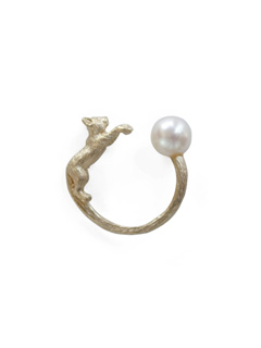 LOVE online store|WOMEN  Cat Ring