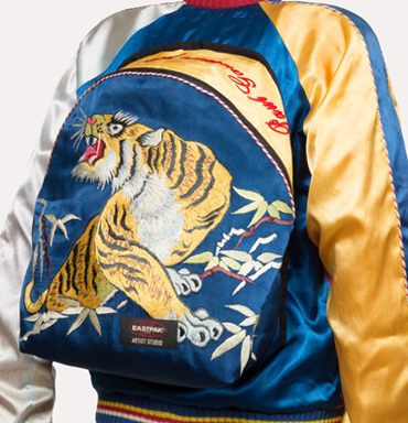 Eastpak collaborate with jean paul gaultier, christopher shannon and more | read | i-D