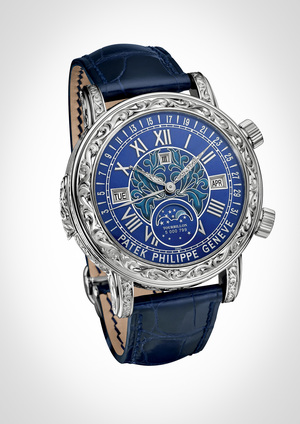Introducing The Patek Philippe Sky Moon Tourbillon 6002G: A New Twist On Patek's Most Complicated Wristwatch Ever (Live Pics) — HODINKEE - Wristwatch News, Reviews, & Original Stories