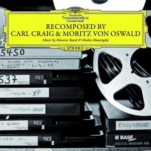 Amazon.co.jp: Recomposed By Carl Craig & Mor: Carl Craig & Moritz Von Oswald: 音楽