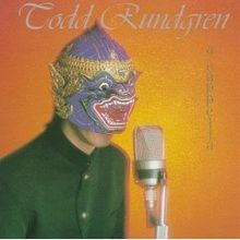 A Cappella (Todd Rundgren album) - Wikipedia, the free encyclopedia