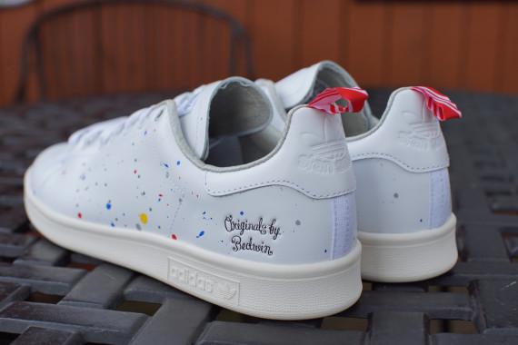 Bedwin & The Heartbreakers x adidas Originals Stan Smith - SneakerNews.com