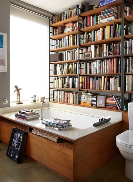 Bathroom Library | AnOther Loves