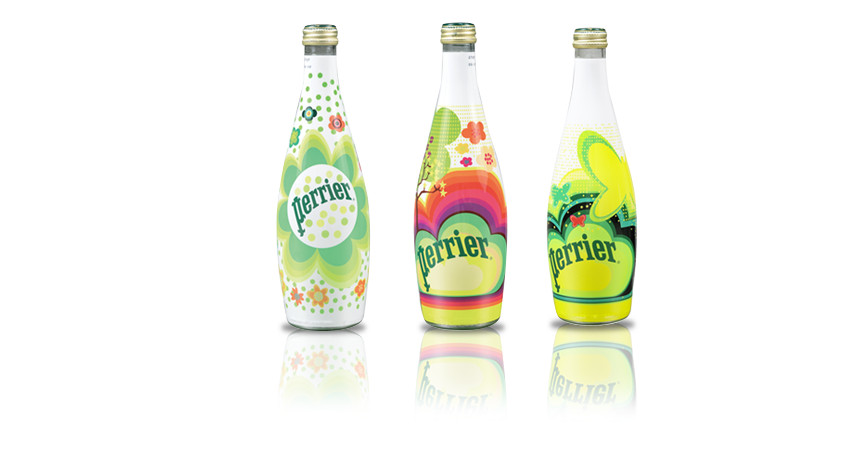 PERRIER - THE COLLECTION