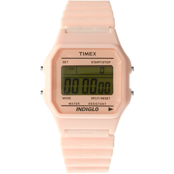 Timex 80 Pink Taffy Watch - Polyvore
