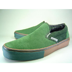 VANS×MARC JACOBS CLS.SLIP-ON LX Bronze Green/Duffle Bag バン LONGPSHOE - Yahoo!ショッピング