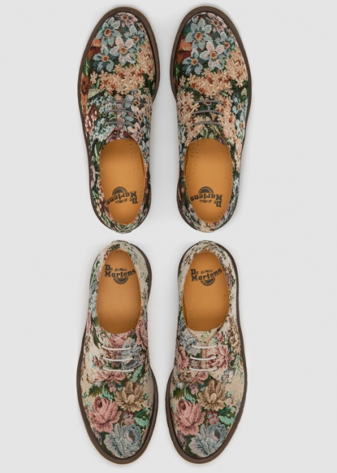 Wish List: Dr. Martens Floral Shoes ≪ Z Fashion Blog