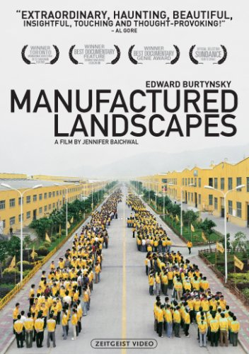 Amazon.co.jp: Manufactured Landscapes [DVD] [Import]: Jennifer Baichwal, Edward Burtynsky: DVD