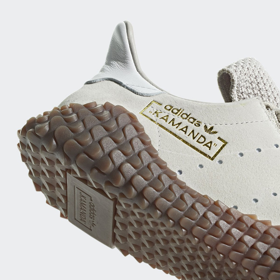 adidas Kamanda Brown Pack Release Date - Sneaker Bar Detroit