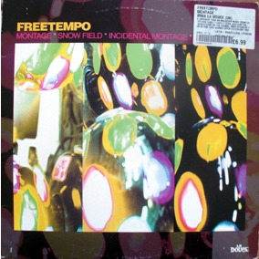 FREETEMPO montage, 12 INCH X 1 for sale on groovecollector.com