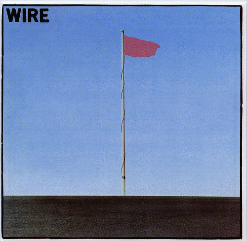 Images for Wire - Pink Flag
