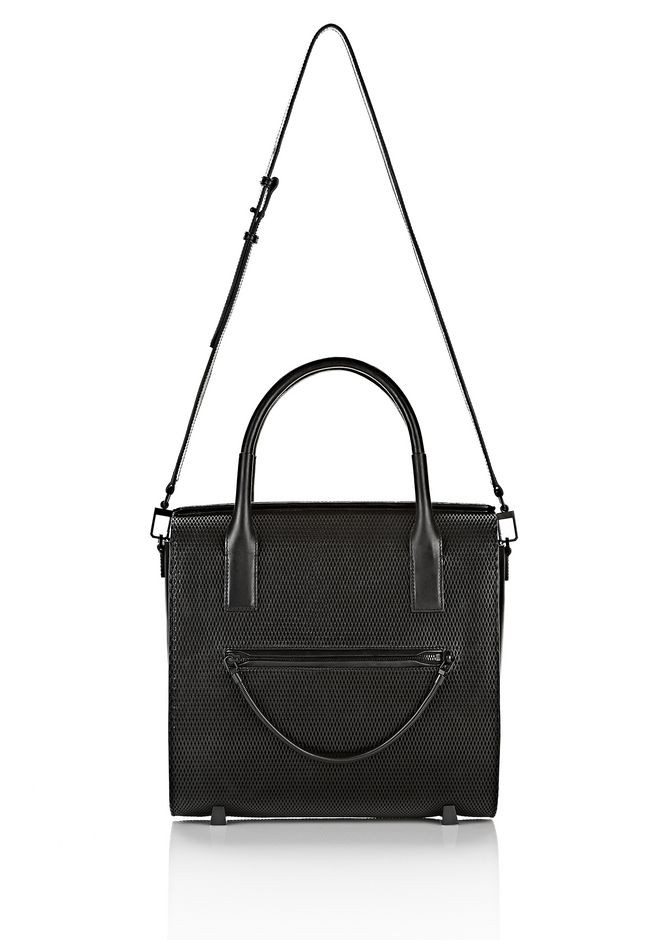 LARGE CHASTITY IN BLACK WITH MATTE BLACK - Totes Women - Alexander Wang Online Store