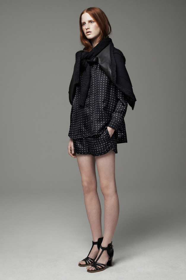 Thakoon Addition Pre-Fall 2013 Collection Slideshow on Style.com