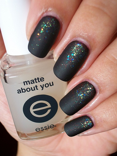 Matte about you. | nAILs <3