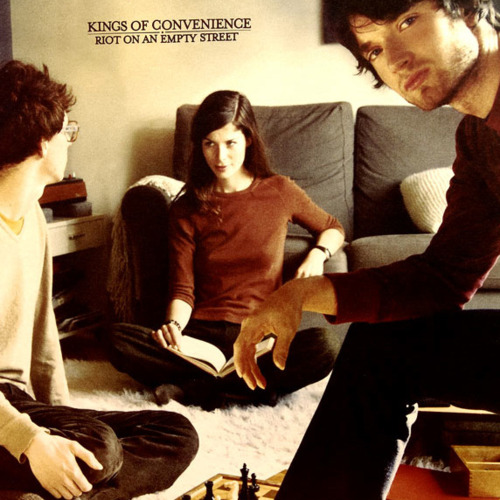 Kings of Convenience - Misread - Uses Time Wisely