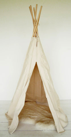 Sheepskins And Tipis Ohdeedoh in Europe   Apartment Therapy Ohdeedoh