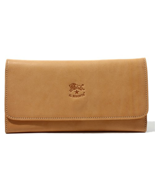 IL BISONTE / ILBISONTE / Long Wallet(財布) - ZOZOTOWN