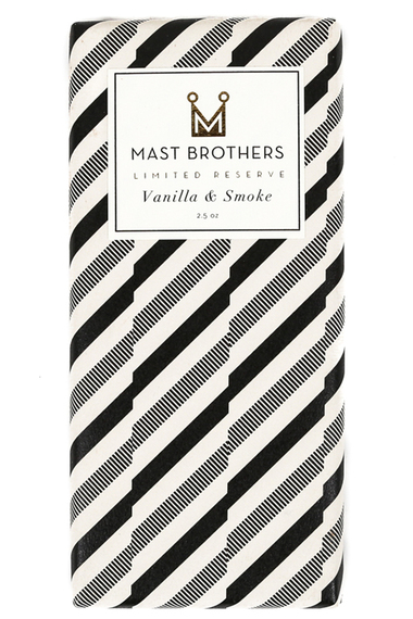 Mast Brothers Vanilla & Smoke Chocolate Bar