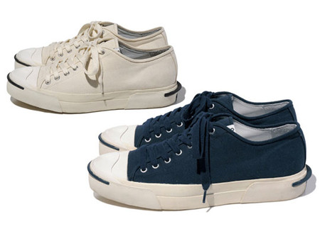 uk availability 321e2 d895c Sophnet x visvim Canvas Lo JP Sneakers
