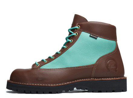 DANNER FIELD THE WORKHORSE D.BROWN/MINT | Products | Danner | ダナー オフィシャルサイト