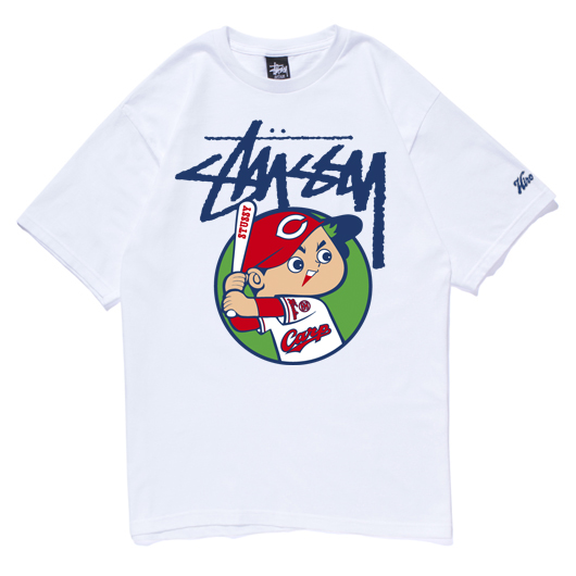 STUSSY x CARP : STUSSY JAPAN OFFICIAL SITE
