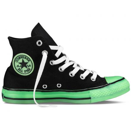 "Converse Chuck Taylor ""Glow in the Dark"" 