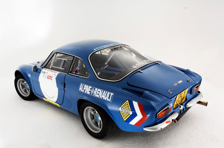 1971 Renault Alpine A110 1300 FIA Appendix K For Sale on Car And Classic UK