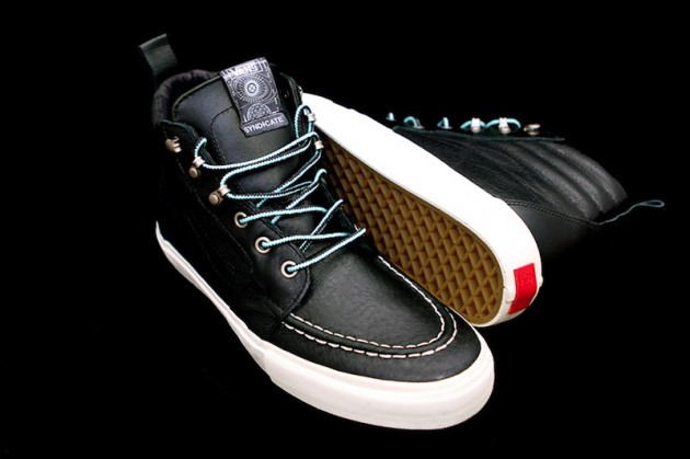 Vans Syndicate x Mike Hill Sk8-Hi Boot • Highsnobiety