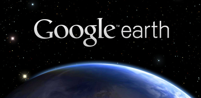 Google Earth - Android マーケット