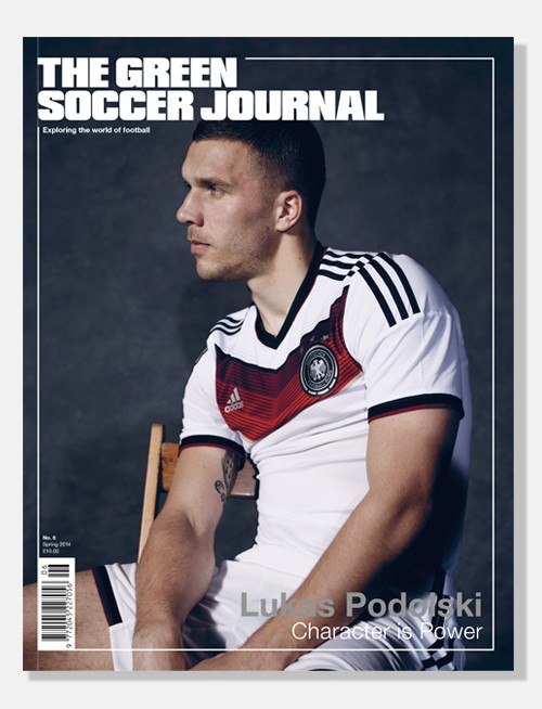The Green Soccer Journal - Issue 6
