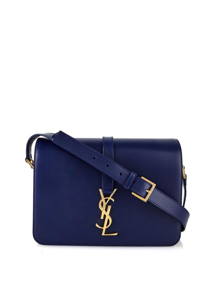 Université leather medium cross-body bag | Saint Laurent | MAT...