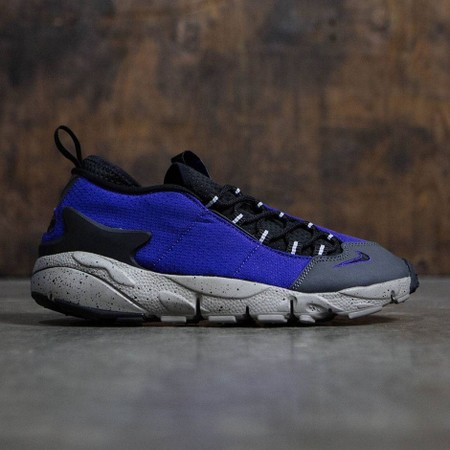 NIKE AIR FOOTSCAPE NM (COURT PURPLE / BLACK-LIGHT TAUPE)