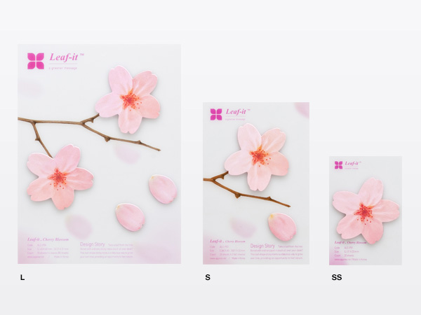 MARCS INTERNATIONAL | Leaf-it Cherry Blossom