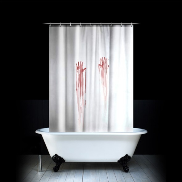 Bloody Bathrooms | who killed bambi?