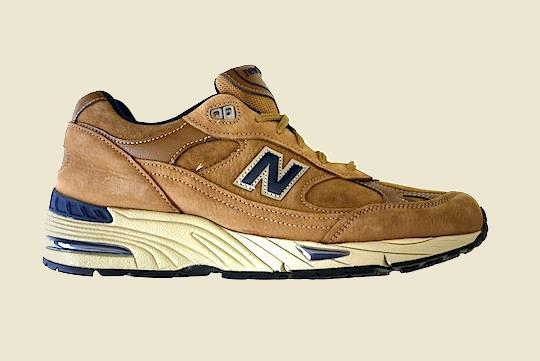 New Balance 991 Made in UK Fall/Winter 2012 Preview | Highsnobiety.com