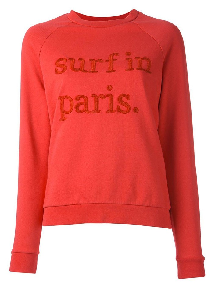 Cuisse De Grenouille Surf In Paris スウェットシャツ - Bungalow-gallery - Farfetch.com
