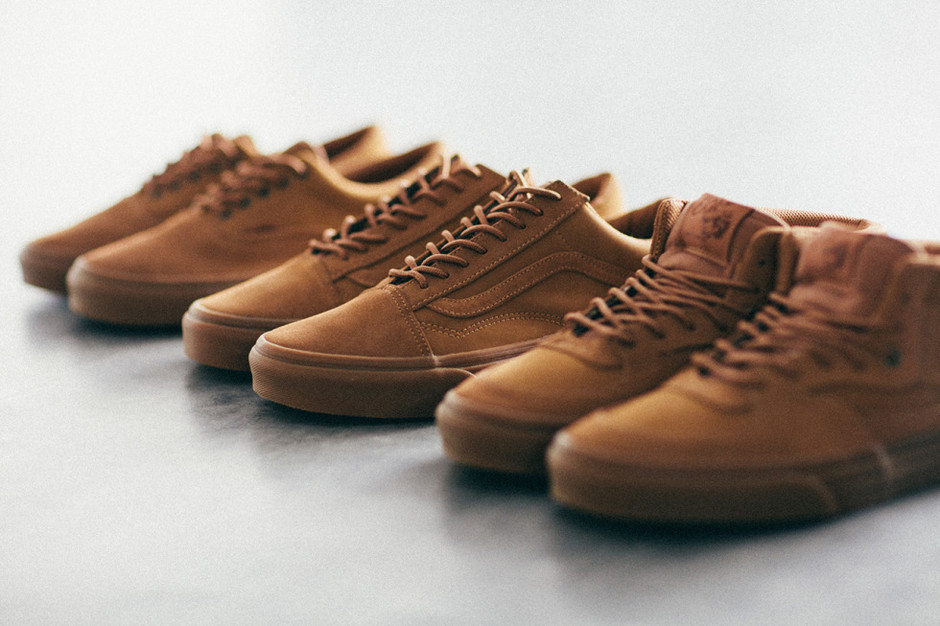 Vans Classics 2014 Holiday Tobacco Pack | Hypebeast Mobile