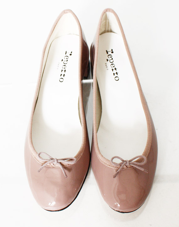 Repetto(レペット) Patent-leather ballet pumps・marmotte 5122101511-91 商品詳細|通販 PARIGOT ONLINE(パリゴオンライン)