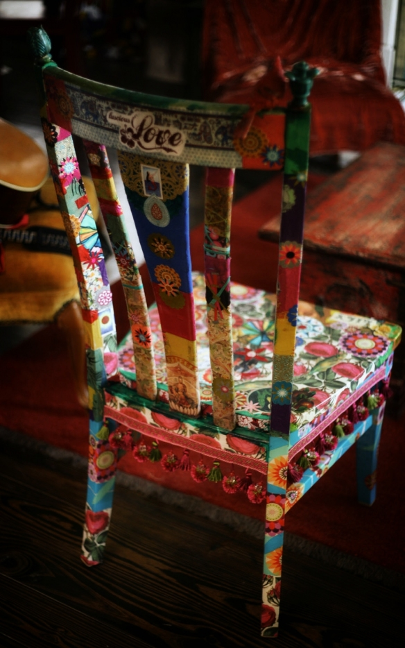 upcycled furniture | gypsy love cafe