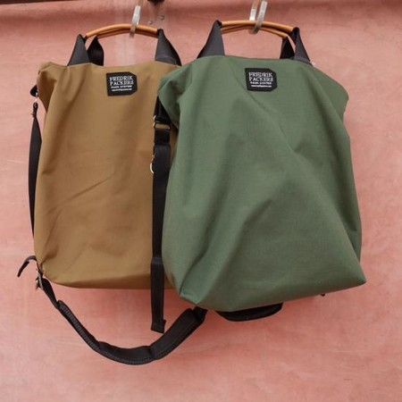 500ROLL TOP TOTE