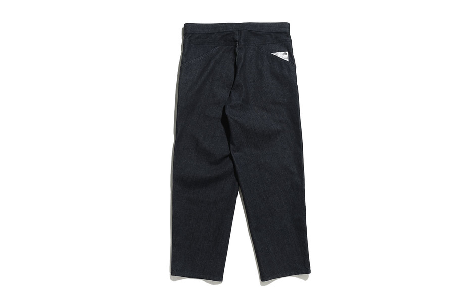 Denim Climbing Baggy Pants-ID