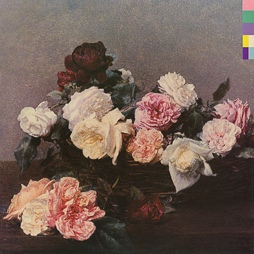 No4Ko4 Record and CD Cover Gallery » Power, Corruption & Lies / New Order