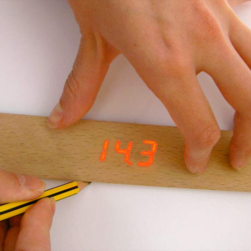 Digital Ruler | Design Milk