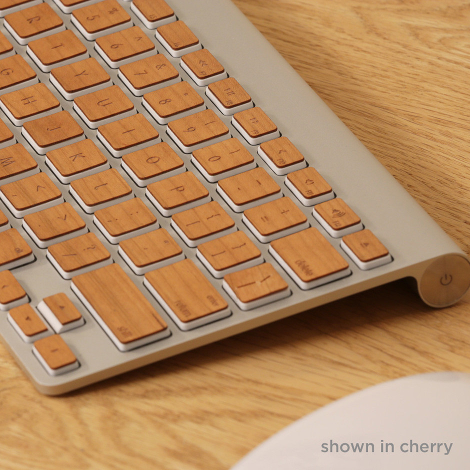 Lazerwood Keys for Apple Wireless Keyboard – lazerwood