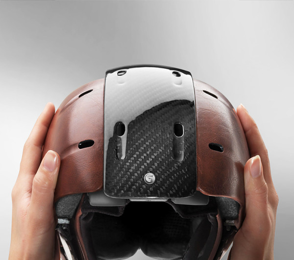 The Snow Foldable Helmet From Carrera - HisPotion