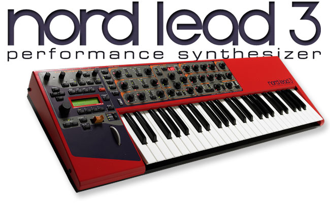 Nord Lead 3 - Information