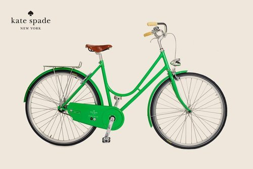 Fancy - Kate Spade New York Bicycle on we heart it / visual bookmark #13102628